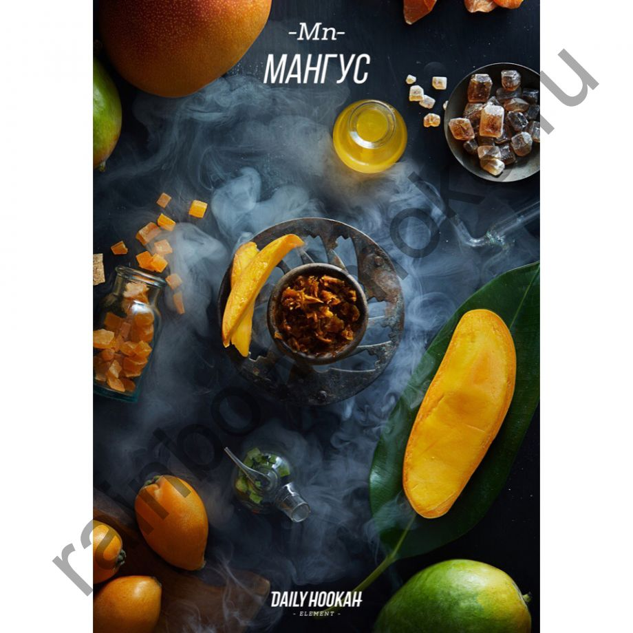 Daliy Hookah 50 гр - Element Mn (Мангус)
