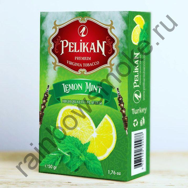 Pelikan 50 гр - Lemon Mint (Лимон с Мятой)