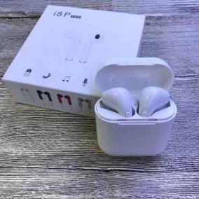 Беспроводные Bluetooth Наушники i8P TWS Белые