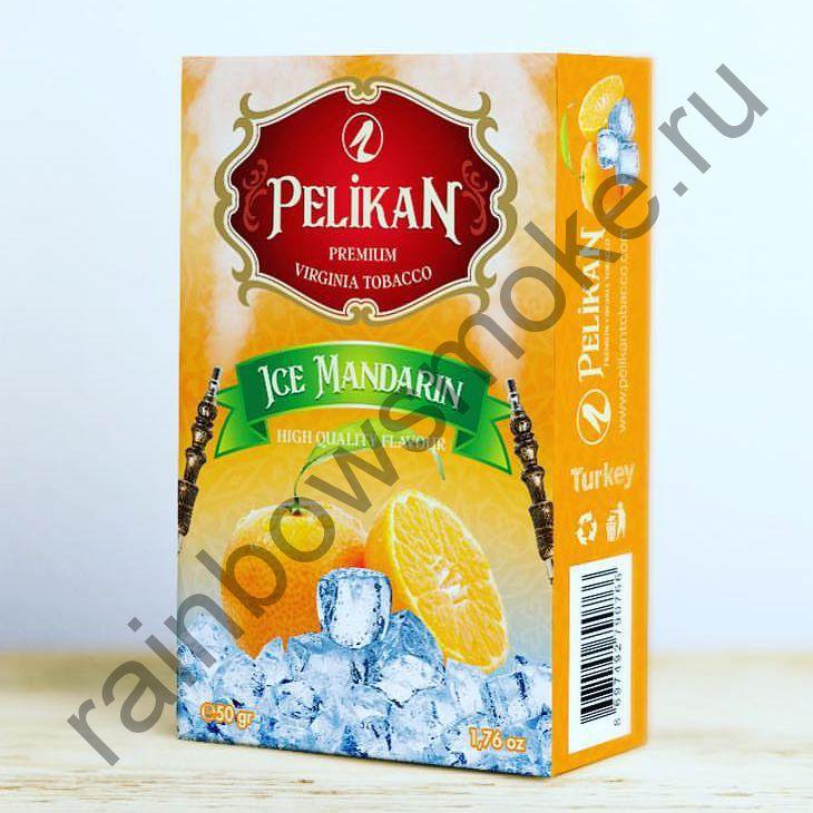 Pelikan 50 гр - Ice Mandarin (Ледяной Мандарин)