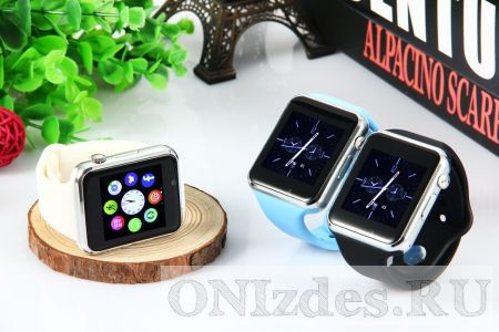 Смарт часы А1 (Smart Watch A1)