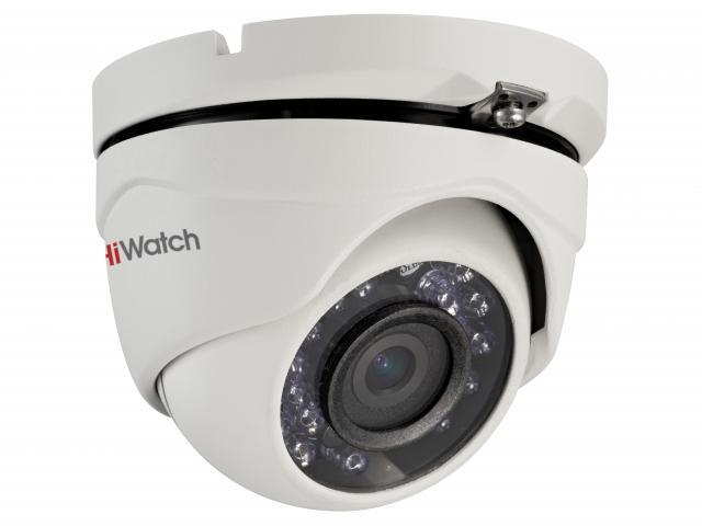 HD-TVI видеокамера HiWatch DS-T123
