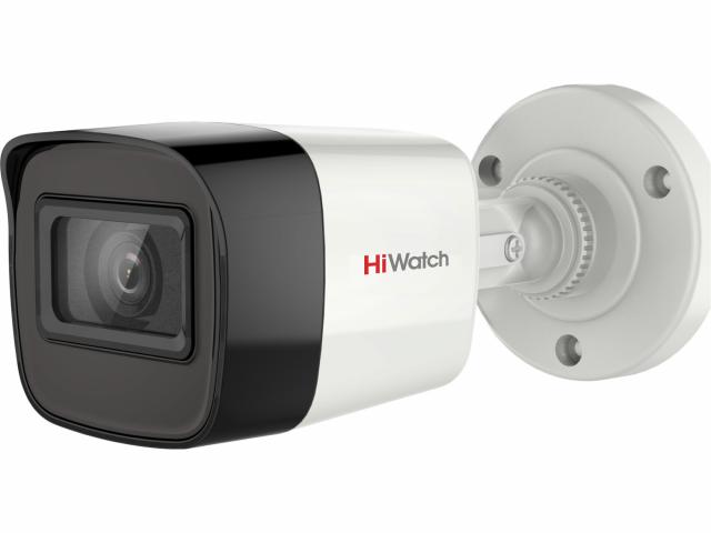HD-TVI видеокамера HiWatch DS-T200A