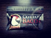 Вата Cotton Bacon Prime Wick 'N' Vape
