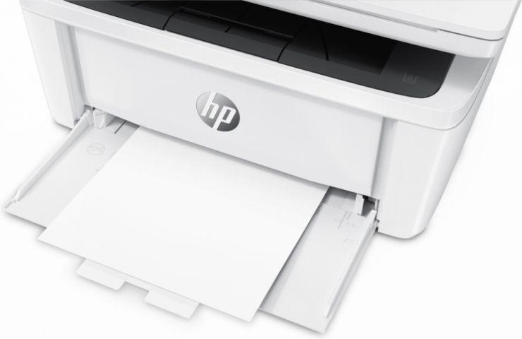 Принтер, копир, сканер HP LaserJet M28w А4: 18 стр/м, Wi-Fi, USB