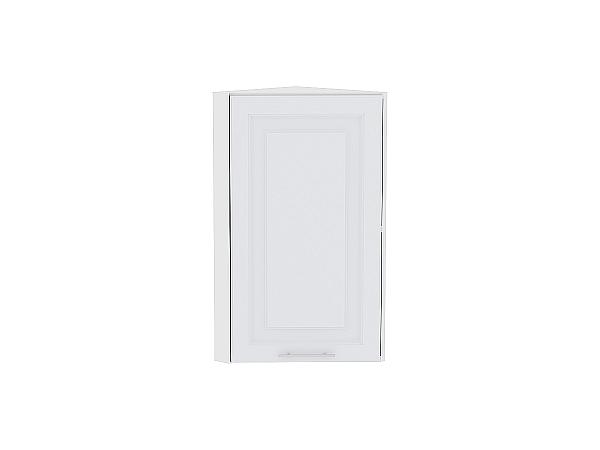 Шкаф верхний торцевой Ницца Royal ВТ230 (Blanco)