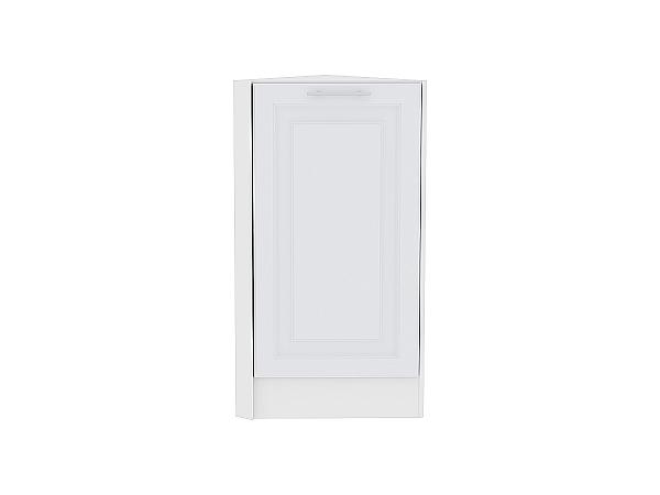Шкаф нижний торцевой Ницца Royal НТ300 (Blanco)