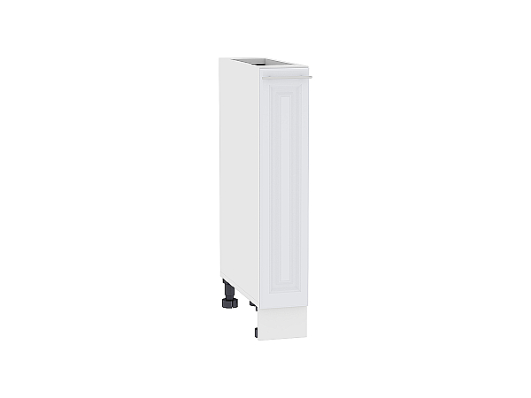 Шкаф нижний бутылочница Ницца Royal НБ200 (Blanco)