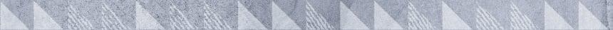 1506-0023 Бордюр настенный Вестанвинд 2,5x60 голубой