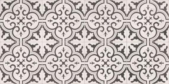 6060-0289 Керамогранит декор Винтаж Вуд 30х60 белый