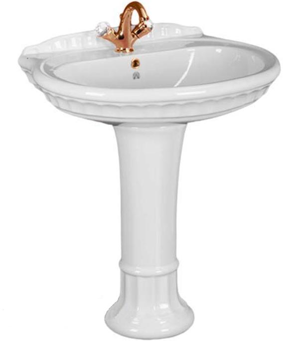 Migliore Gianeta раковина-тюльпан ML.GNT-25.870.bi/ML.GNT-25.807.BI 72,5x58 ФОТО