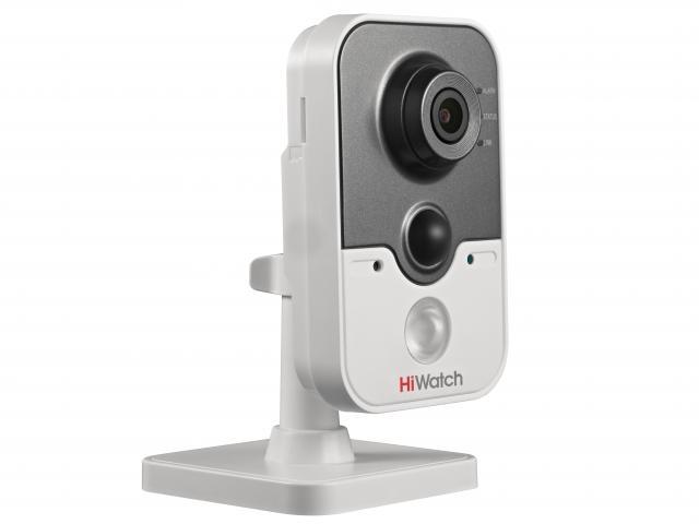HD-TVI видеокамера HiWatch DS-T204