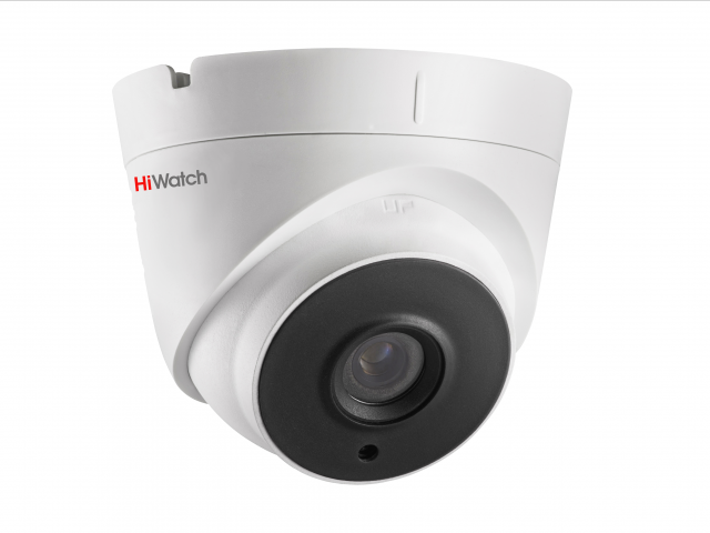 HD-TVI видеокамера HiWatch DS-T203P