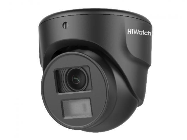 HD-TVI видеокамера HiWatch DS-T203N