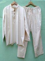 Мужской комплект одежды на заказ, штаны и рубашка
