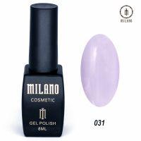 Гель-лак Milano Cosmetic №031, 8 мл