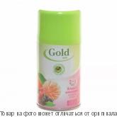 GOLD MINT Ягодно-фруктовый микс Ягоды и мандарин.Освежитель воздуха сменный блок 230мл, шт