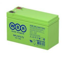Аккумулятор WBR GPL1272
