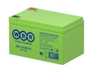 Аккумулятор WBR GPL12120