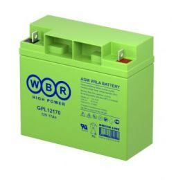 Аккумулятор WBR GPL12170