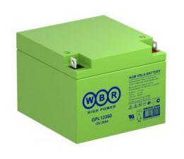 Аккумулятор WBR GPL12260