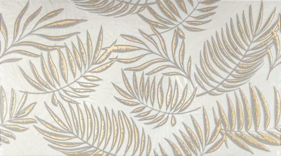 1645-0130 Настенная плитка декор Каррарский мрамор и Лофт 25x45 фантазия