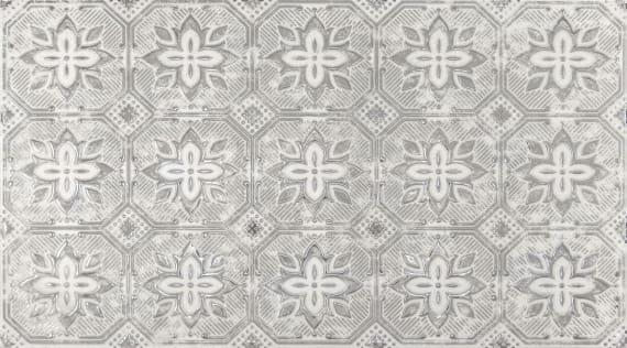 1645-0129 Настенная плитка декор Каррарский мрамор и Лофт 25x45 мозаика