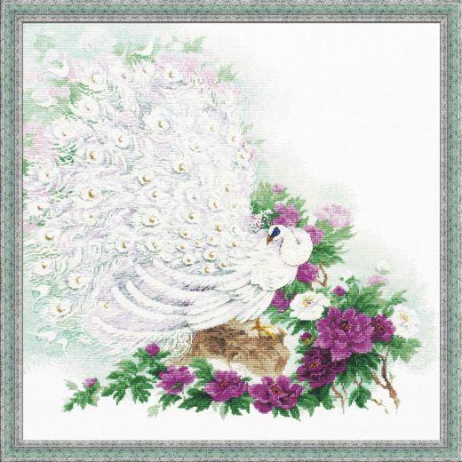 Набор для вышивания Riolis Premium Сад Махараджи 100/030 фирма Риолис