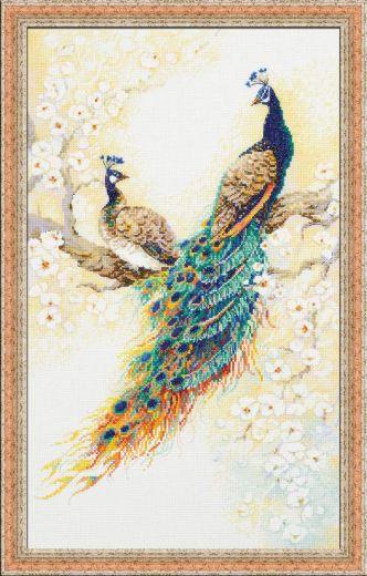 Набор для вышивания Riolis Premium Персидский сад 100/029 фирма Риолис