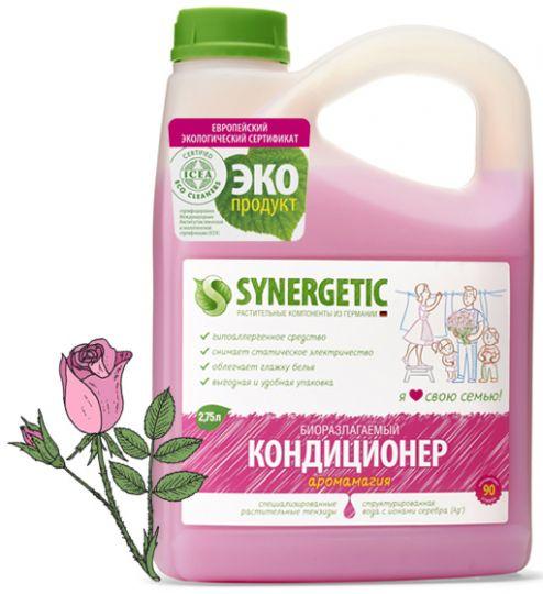 Synergetic Кондиционер для белья Аромамагия 2,75 л