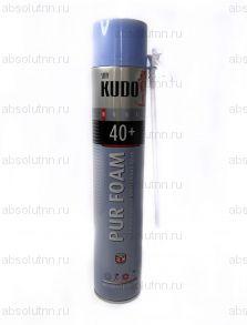 Пена монтажная KUPH10U40+ бытовая KUDO HOME всесезонная