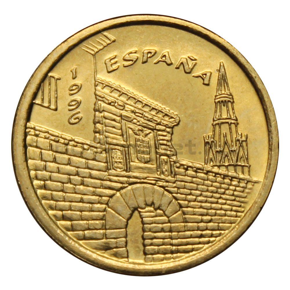 5 песет 1996 Испания