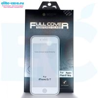 Защитное стекло Mocoll Storm Full Cover для Apple iPhone 8 белое 0.33mm
