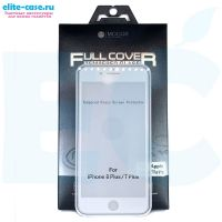Защитное стекло Mocoll Storm Full Cover для Apple iPhone 8 Plus белое 0.33mm