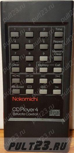 NAKAMICHI CD4