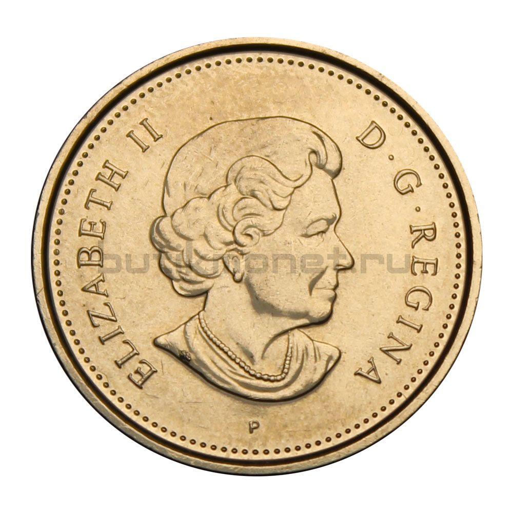 5 центов 2005 Канада 60 лет победе во Второй Мировой войне