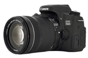 Canon EOS 760D Kit 18-135mm f/3.5-5.6 IS