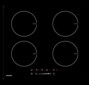 Индукционная варочная панель Premium GRAUDE IK 60.1
