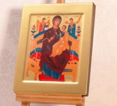 Всецарица икона Божией Матери