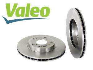 Диск тормозной передний Valeo