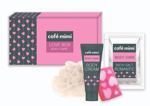 """""""КК"""" mimi  Подарочный набор для ухода за телом """"Love Box"""""""