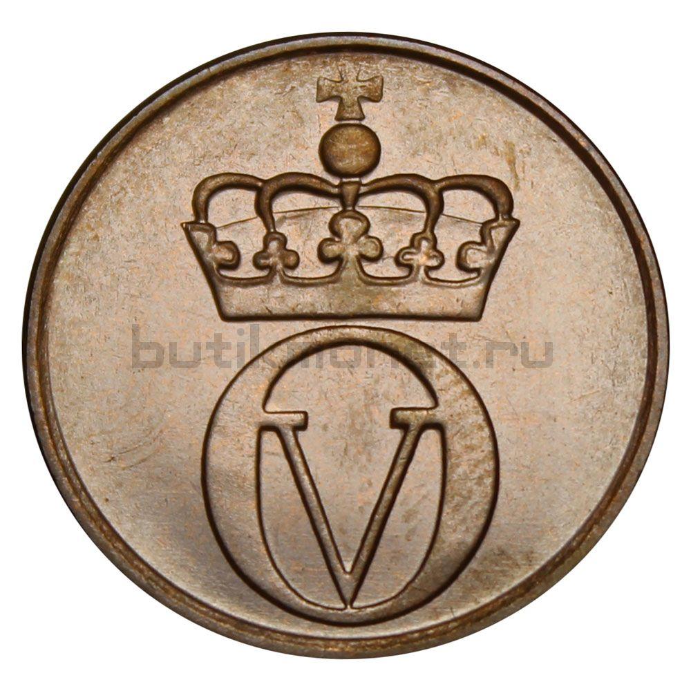 2 эре 1972 Норвегия