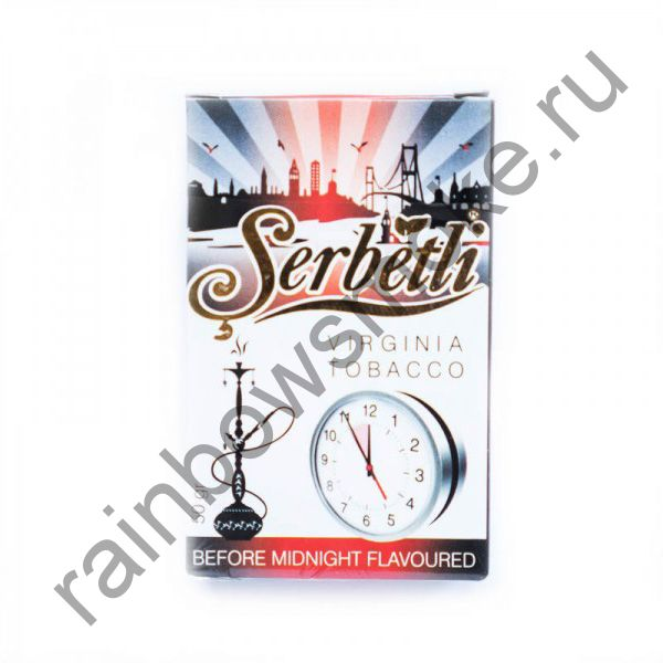 Serbetli 50 гр - Before Midnight (До полуночи)