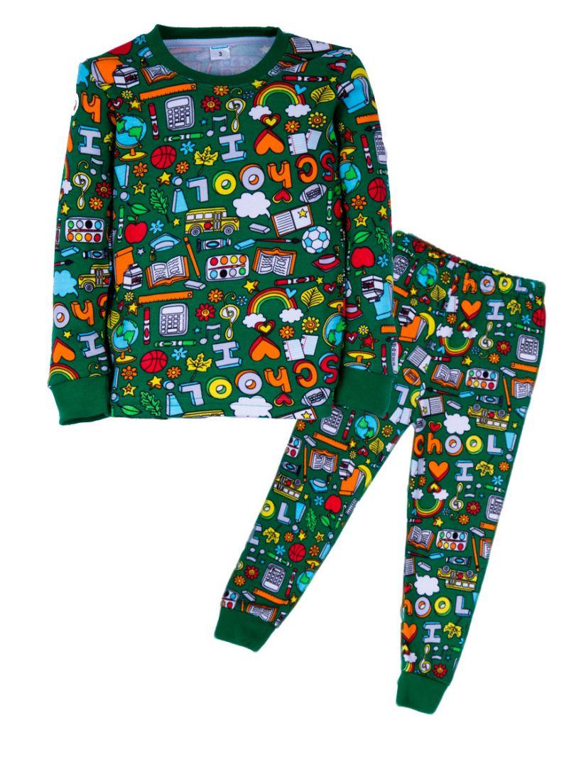 Пижама для мальчика Школа