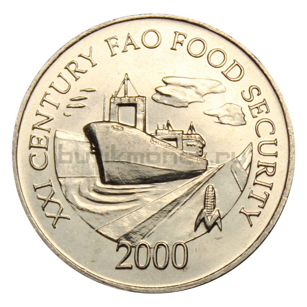1 сентесимо 2000 Панама ФАО - Продовольственная безопасность