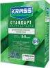 Стандарт Обойный Клей для Бумажных и Легких Обоев с Индикатором 180г Бесцветный Krass