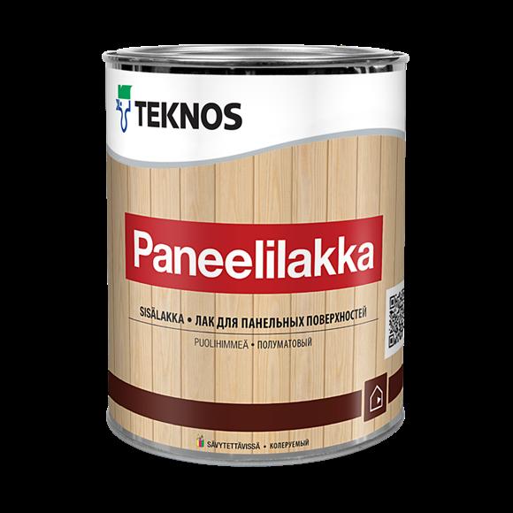Лак ПАНЕЛЛИЛАККА акриловый полуматовый 10л.400433
