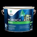 Краска для домов НОРДИКА ЭКО PM3 глянцевая 0,9л.