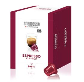 Капсулы Cremesso Espresso Classico(49 капсул)