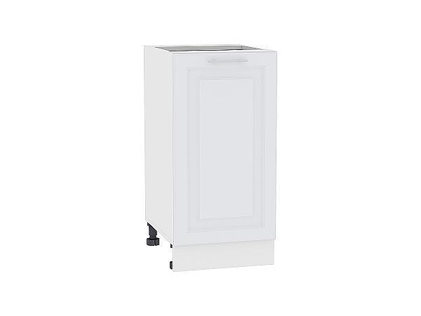 Шкаф нижний Ницца Royal Н400 (Blanco)